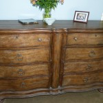Antique Double Dresser