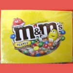 M & M Candy Illustration