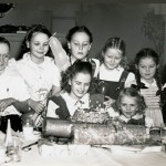 Group Photo of Children from Scanned Inventory Collection