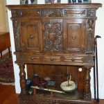 Collections Appraisal - Antique Wooden Breakfront
