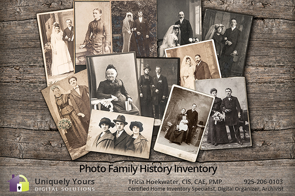 Family Photo Inventory