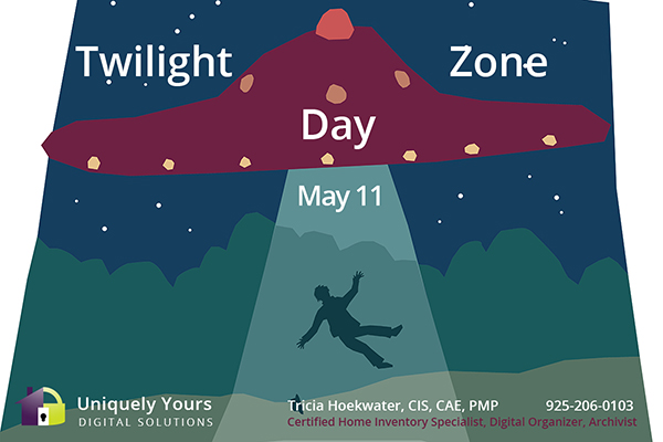 Twilight Zone Day May 11