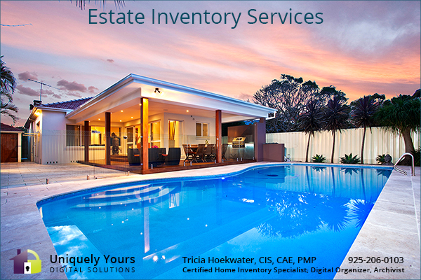 Estate Inventory Services - East Bay