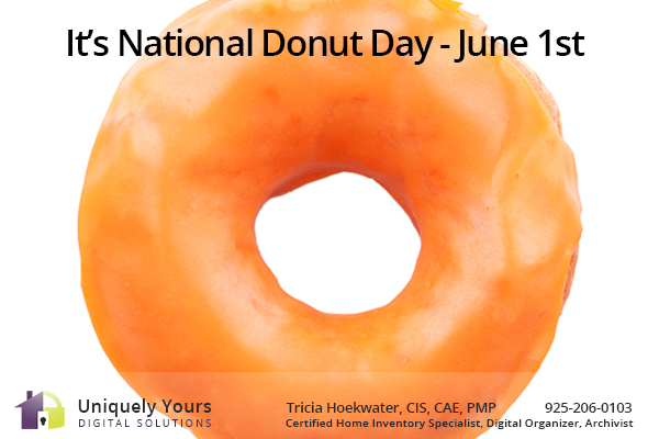 National Donut Day - The History