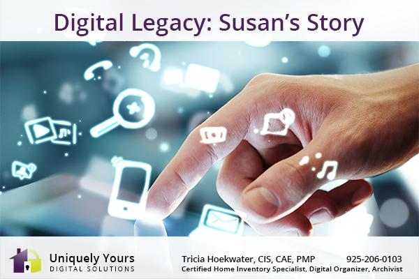 Digital Legacy Montage