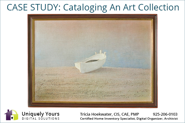 Case Study Cataloging an Art Collection