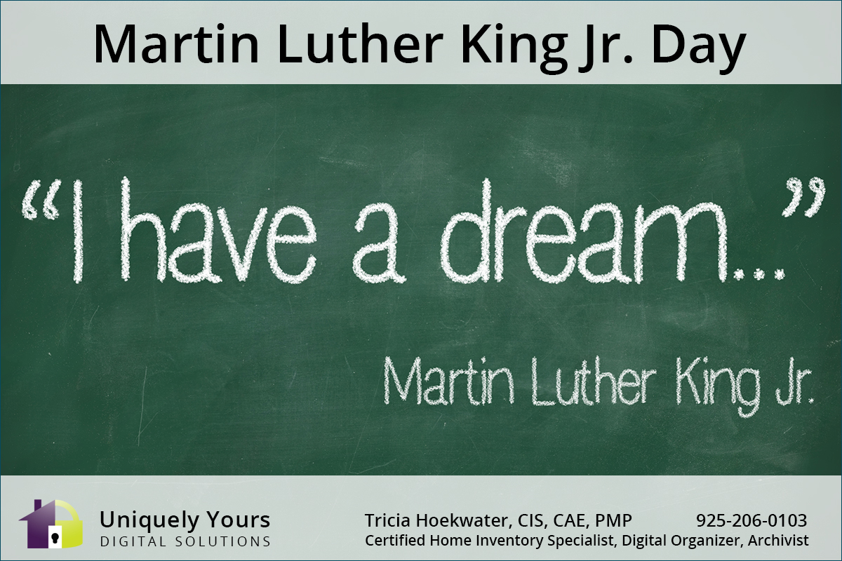 I Have a Dream Quote from Martin Luther King Jr.